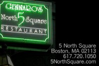 Gennaro's 5 North Square