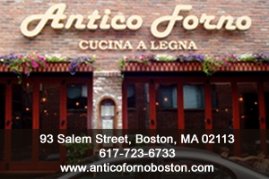 Antico Forno, 93 Salem Street