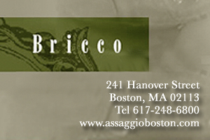 Bricco Restaurant Expands Its Charm and Offers Dining Menu Until 2:00am