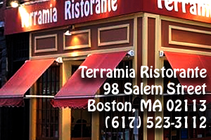 Terramia Ristorante - Discount Meal Coupon